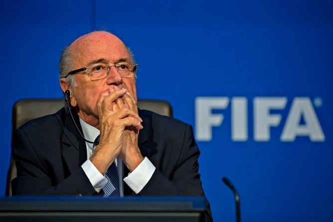 Coca-Cola, McDonald's, Visa and Anheuser-Busch Urge Blatter to Quit