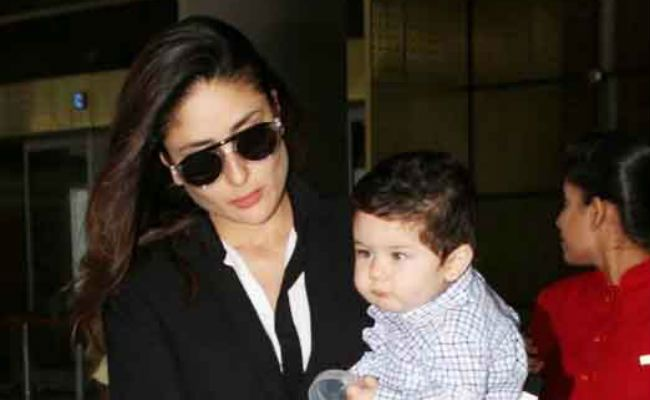 Kareena Kapoor And Baby Taimur In A Film Sorry Folks Budget Doesn't Allow - NDTV #757Live