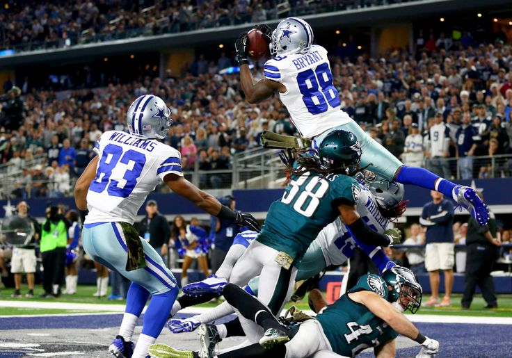 Say Wha-??!!: Dez Bryant not ranked as a top five Cowboys' talent ...