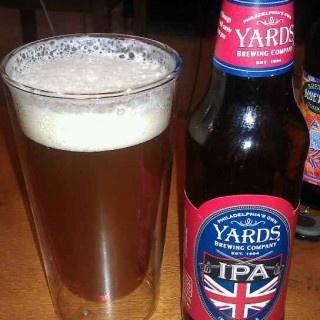 yard brewing beers hook