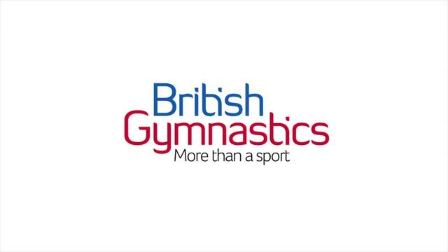 """Check out British Gymnastics new logo meant to visualize the sport's """"movement and freedom of expression."""""""