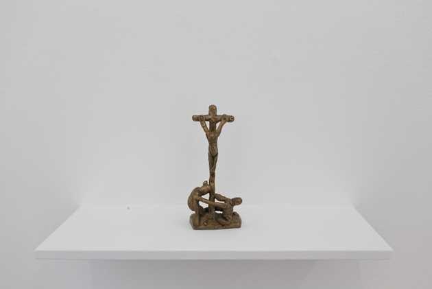 Jan Dietvorst, zonder titel (2011).© Jordi Huisman, Museum De Paviljoens