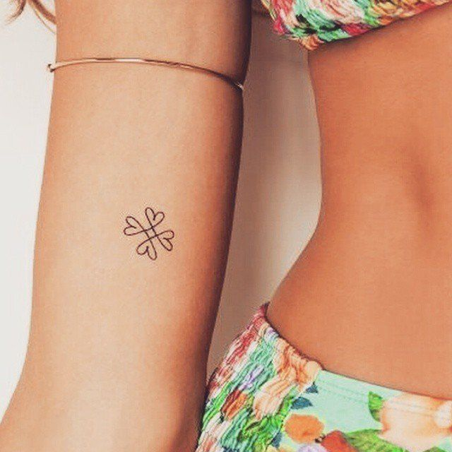 50 Heart Tattoos So Cute You Can't Handle It