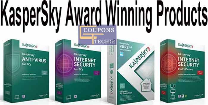 Kaspersky is system security software which protect our computer, mobile and Mac from threats. Everyone needs to save our data, application and identity from hackers and virus. So Kaspersky is a best option of security because it captures threads and virus very faster and removed. This best quality antivirus software you can get in cheap price with Kaspersky coupons, Promo codes, deals and discount from Couponstechie.