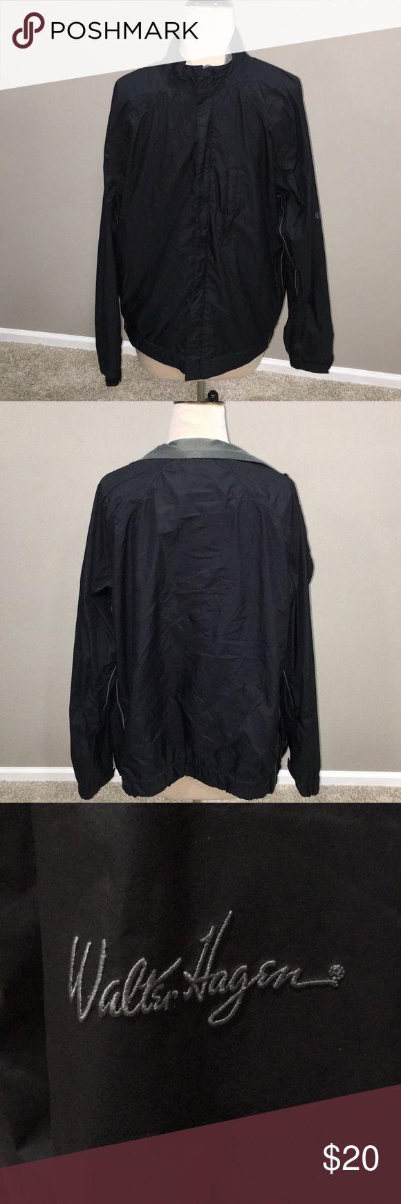 MENS WALTER HAGEN GOLF JACKET EXCELLENT USED CONDITION Walter Hagen Jackets & Coats