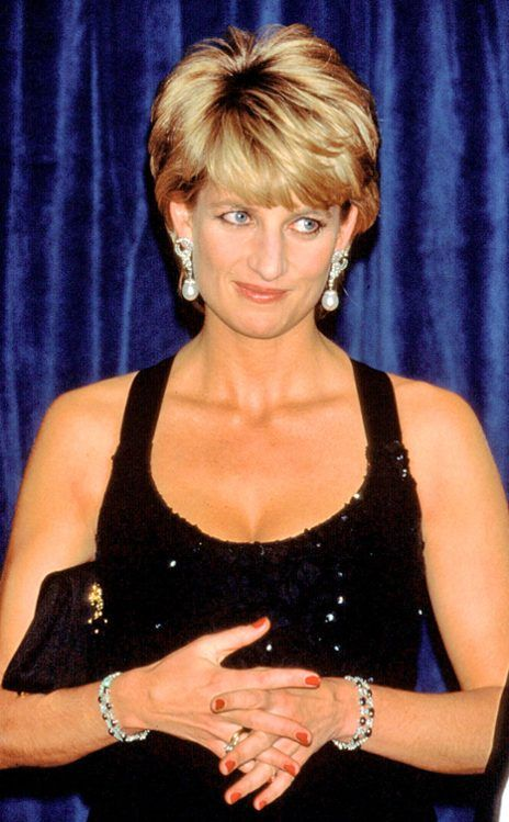 princess diana hair style 17 best images about princess diana s hair styles on 6460