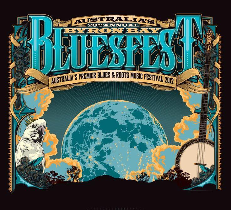 Byron Bay Bluesfest - Australia
