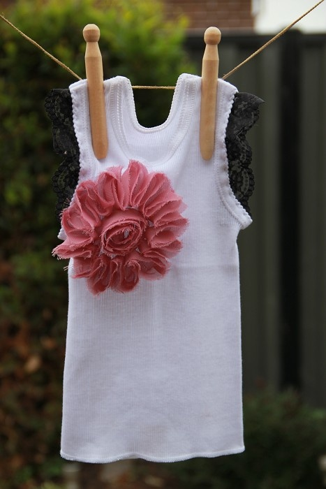 The 11 best images about girls singlet on pinterest free pattern handmade lace babycakes singlet negle Images