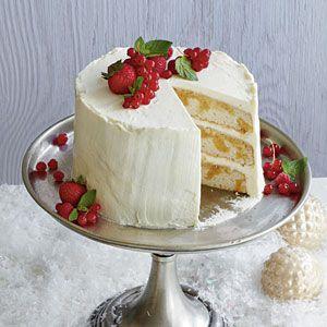 Tiramisu Angel Cake: White Cake, Tiramisu Layer, Christmas Desserts, Christmas Cakes, Layer Cakes, Layer Cake Recipes, Tiramisu Cake, White Christmas, Tiramisù Layer