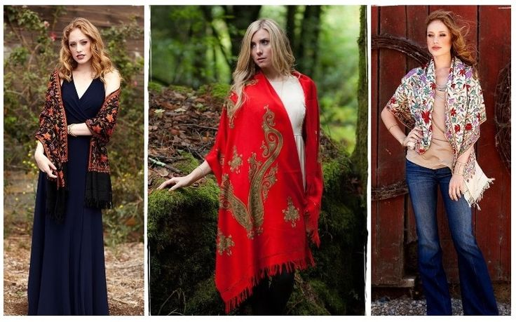 Shop for Pashmina Scarf, Cashmere Scarf and Kashmiri Scarf on Onlinecashmerescarf. The place to express your creativity through the buying of handmade and vintage goods.