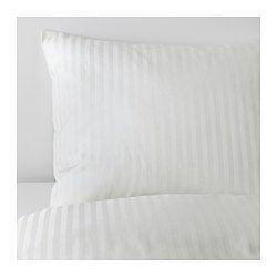 Saténové povlečení tkané ze směsi lyocellu/bavlny se leskne a je velmi jemné. Díky tomu se v něm dobře spí a zároveň na posteli skvěle vypadá. Směs bavlna/lyocell absorbuje a odvádí vlhkost, abyste byli celou noc v suchu. Knoflíky udrží přikrývku na místě.