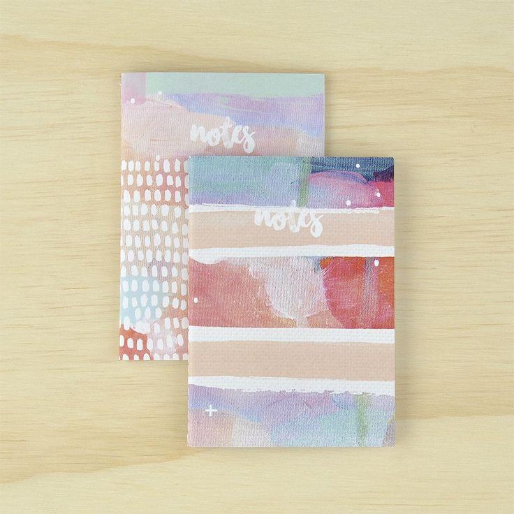 Notebook Pocket 2pk - Artist