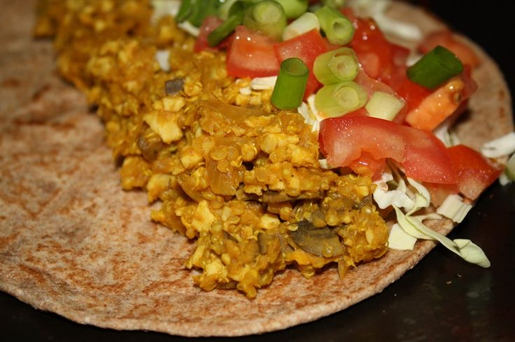 filling vegan bean taco filling see how to make a hearty spicy bean ...