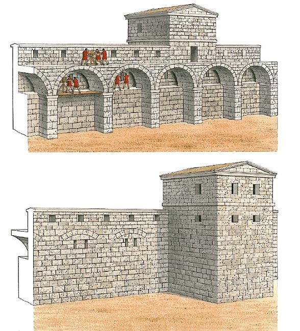 Curtain Wall Medieval Times : Best forts fortification images on pinterest