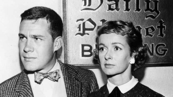 Jack Larson, Noel Neill (Jimmy Olsen and Lois Lane) from the 1950's Adventures of Superman series. Jack Larson dies at the age of 87.