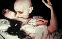 """vintagegal:  """" """"The absence of love is the most abject pain."""" Nosferatu the Vampyre (1979) dir. Werner Herzog  """""""