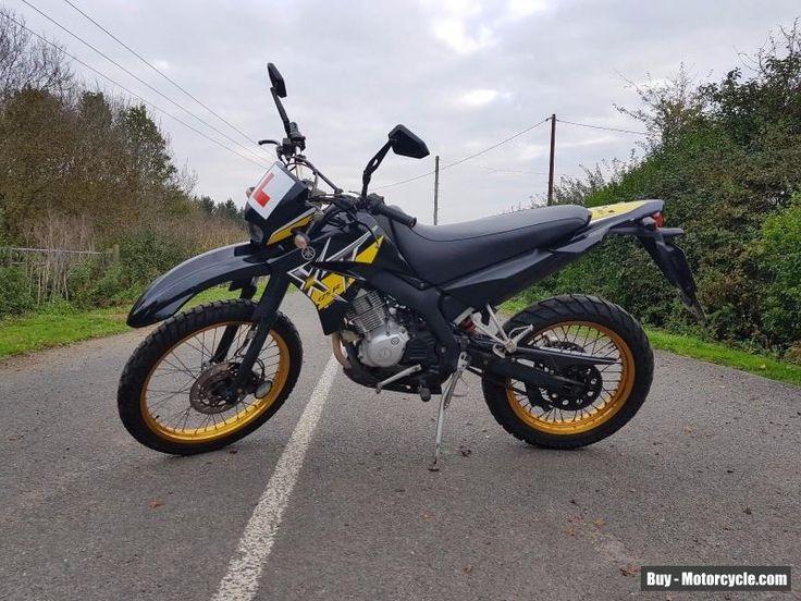 Yamaha XT125R XT 125 R 2008 58 Black Supermoto Motorbike Motorcycle #yamaha #xt #forsale #unitedkingdom