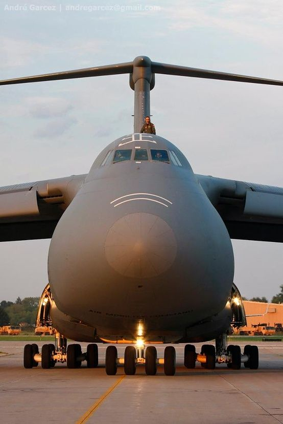 .C-5A Galaxy (Lockheed)