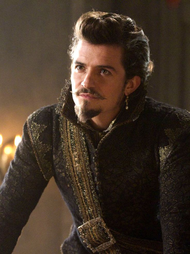 "Orlando Bloom en ""Los Tres Mosqueteros"" (The Three Musketeers), 2011"