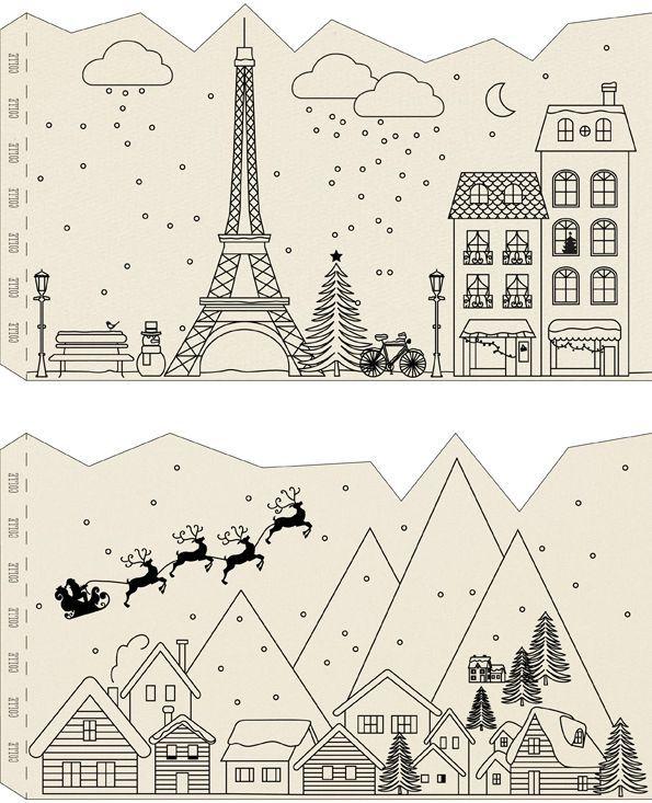 3534 best Noel images on Pinterest Christmas crafts, Christmas
