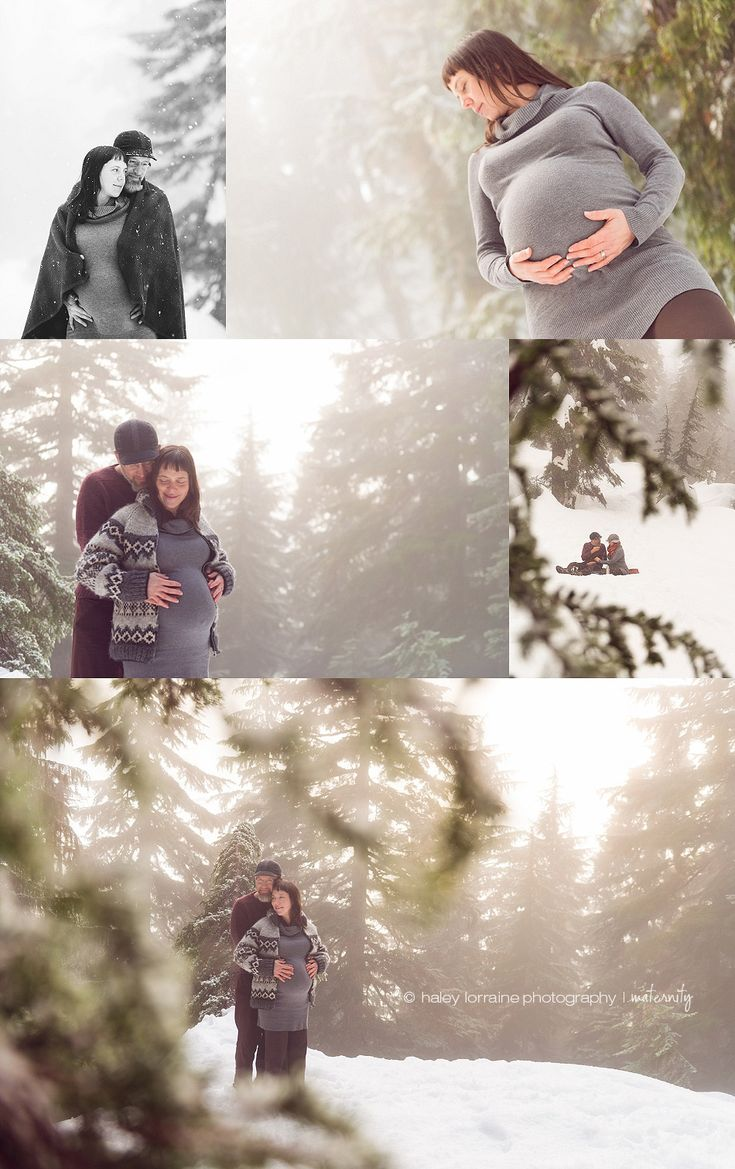 outdoor fall winter couples maternity photographs   Winter Beauty   Vancouver Lifestyle Maternity Photography » Haley ...