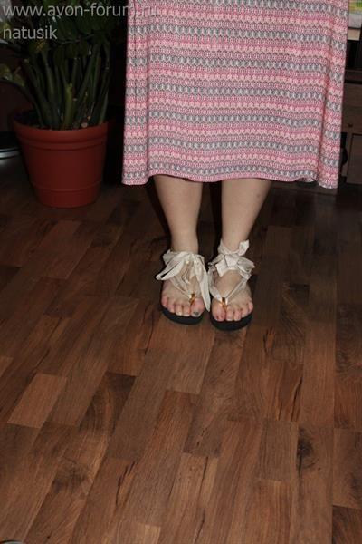 Открытая обувь женская
