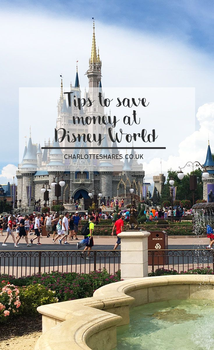 Disney World is very expensive! I've visited 8 times now and over the years I've found some good ways to save yourself money! Check out my tips.