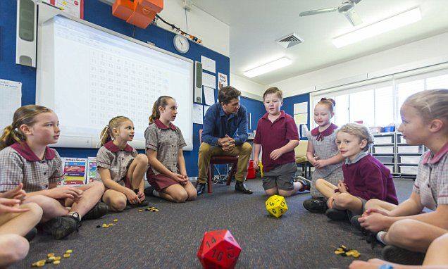 Want to make your child a maths genius? Get them moving