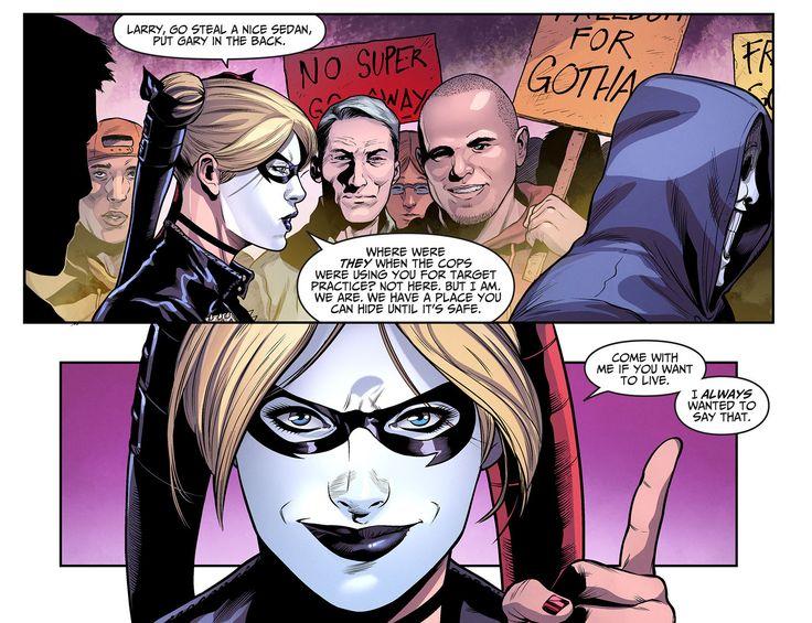 Injustice: Ground Zero Issue #4 - Read Injustice: Ground Zero Issue #4 comic online in high quality