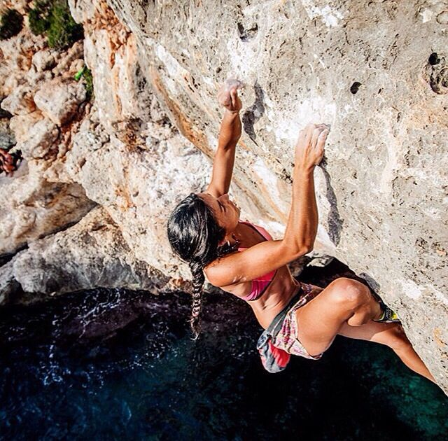 If you have this calling to climb, that's your ticket, go with it. #rockclimbing