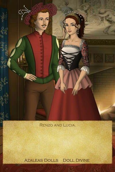 Renzo e Lucia-Doll Divine