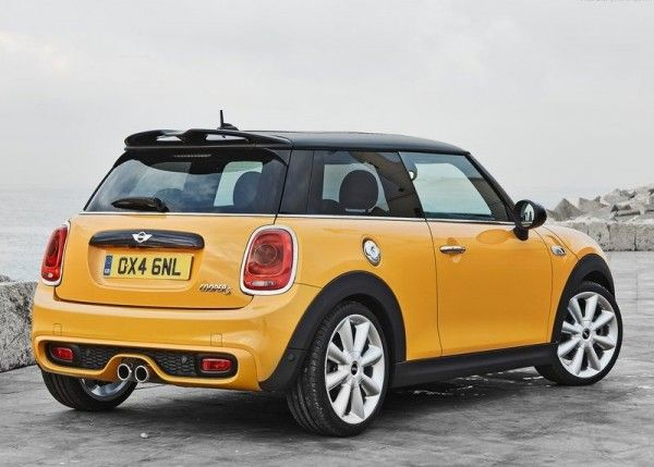 2015 Mini Cooper S Redesign 600x429 2015 Mini Cooper S Full Review with Images