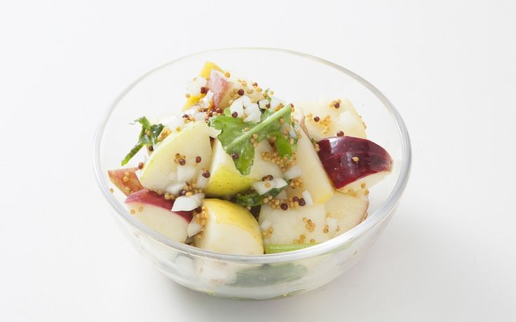 りんごのサラダ | Recipe | Café&Meal MUJI