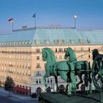 Berlin's Hotel Adlon: Rooms With The Best View Of The Brandenburg Gate