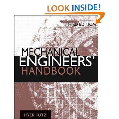 75 best engineering books images on pinterest mechanical mechanical engineers handbook four volume set mechanical engineering handbook series myer fandeluxe Gallery