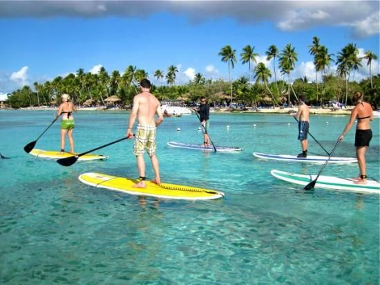 Bayahibe SUP (Stand Up Paddle Boarding): Paddle Board Surfari Style in Dominican Republic
