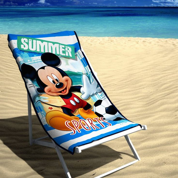 Disney Strandlaken Mickey Summer