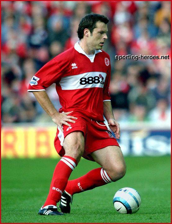 Mark VIDUKA Middlesbrough FC