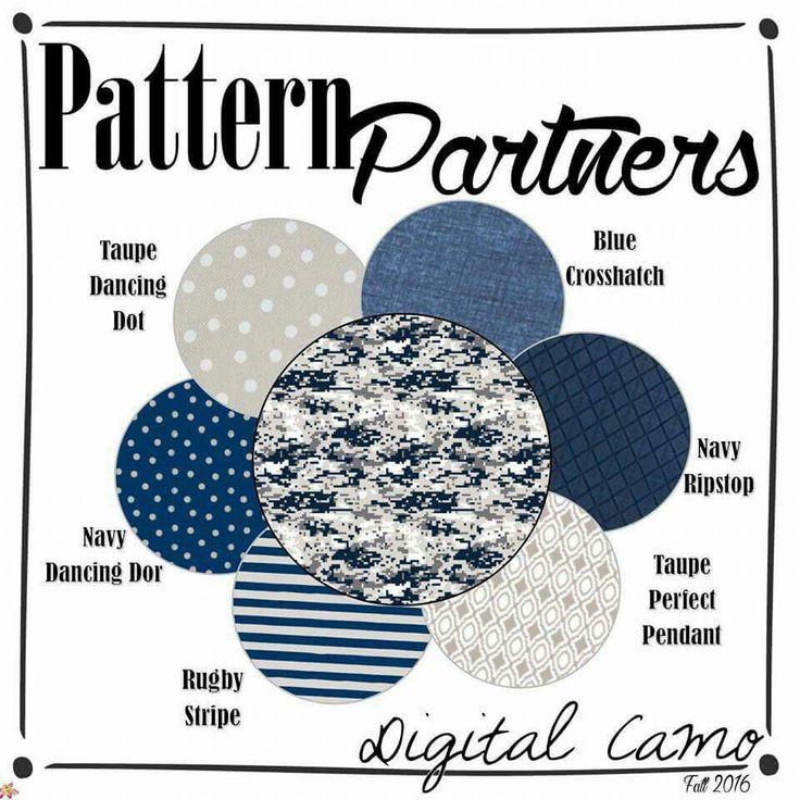 Pattern Partners - Digital Camo