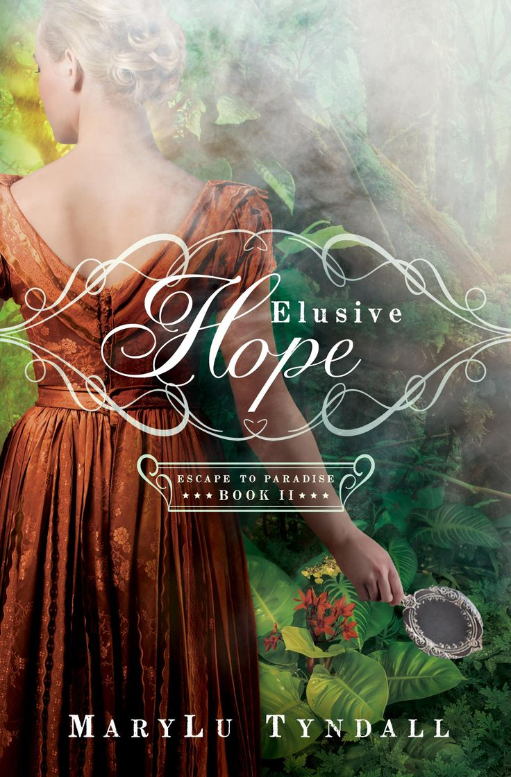 Cover Of Elusive Hope, Book 2