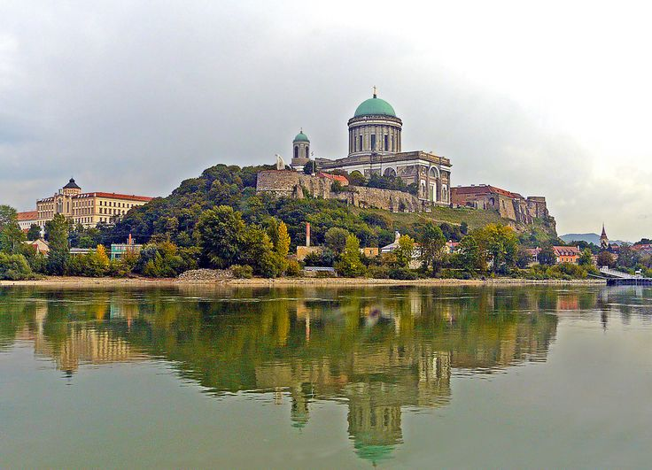 Esztergom, Hungary (by Carlos Domingues)