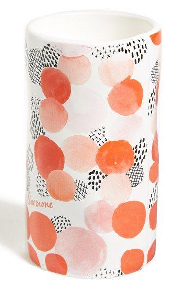 Illume 'Sketchbook Ceramic - Anemone' Candle
