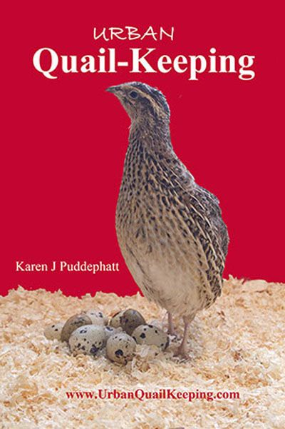 $10.00 on Kindle Urban Quail Keeping (covers lots of practical topics) try interlibrary loan?