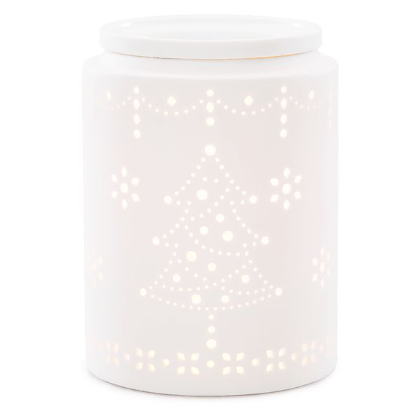Tinsel - Scentsy Warmer -  The Tinsel Scentsy Warmer will make a stylish addition to your holiday season décor.
