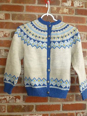 Karen Lisa Ballard,Maurtua, Muti-Color,Hand Knitted In Norway,Oslo Cardigan 9