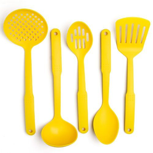 More Yellow Kitchen Accessories