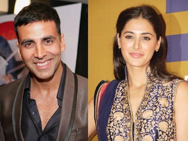 Akshay Kumar To Romance Nargis Fakhri !