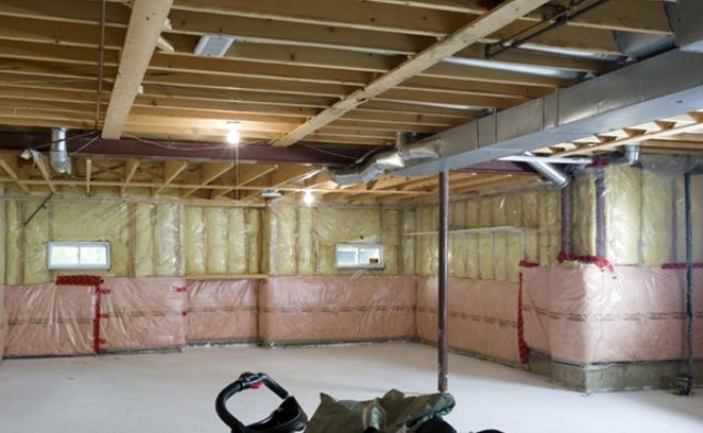 Basement Magic - transformin the under-utilised space in your home
