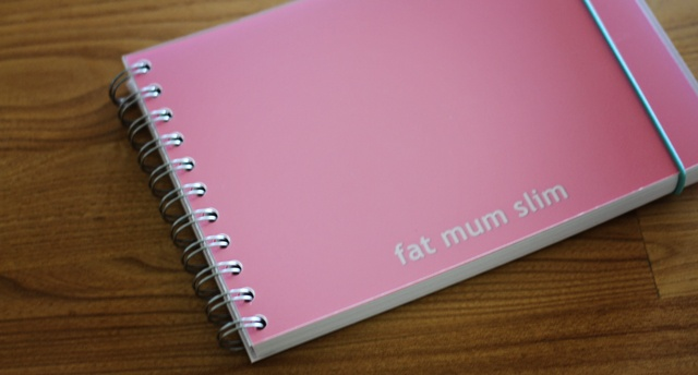 Fat Mum Slims's Personal Blog Planner