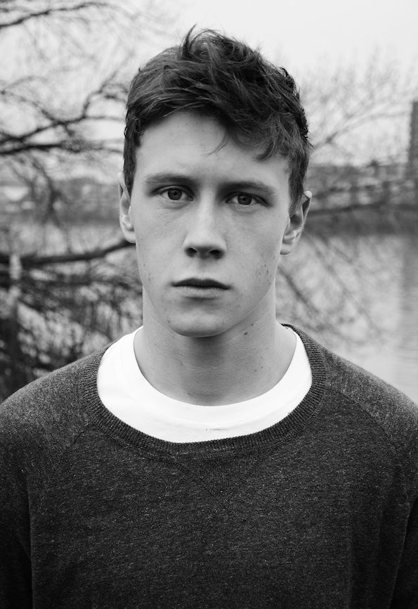 George MacKay. One of the lost boys and on How I Live Now.